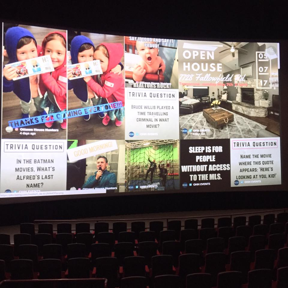 Ottawa House Hunters » 8th Annual Movie Client Event